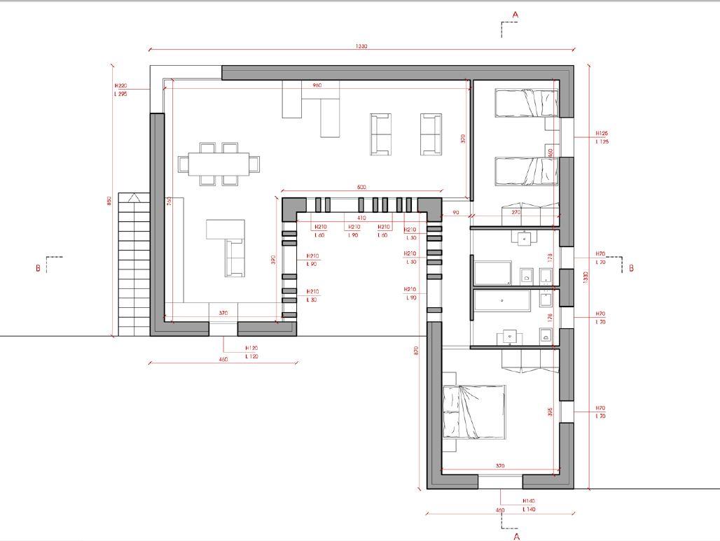 Famoso Roccatederighi (Roccastrada GR) progetto casa 140 mq. e terreno  ZO54